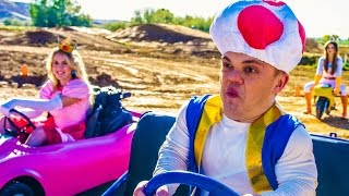 Mario Kart 8 Deluxe Love Song in Real Life!