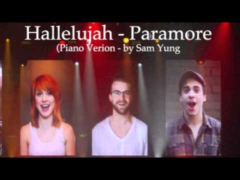 Hallelujah Paramore Piano Version By Sam Yung Chords Chordify