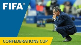 Santos reveals secret to Portugal's success
