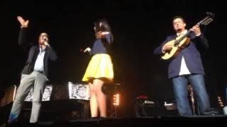 """Grupo Tré  """"Decía Mi Abuela"""" apertura concierto Franco De Vita"""
