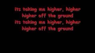 Taio Cruz ft. Travie McCoy - Higher (Lyrics)