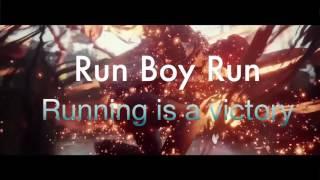 WOODKID - Run 'Boy Run (COVER E.A.SANCHEZZ)