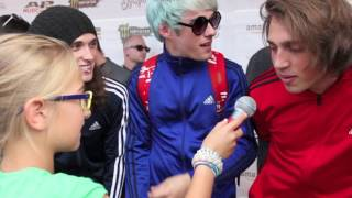 APMAs: Kids Interview Bands - Waterparks