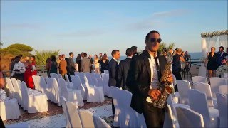 Jubel  - Live Sax Performence - Wedding welcome reception