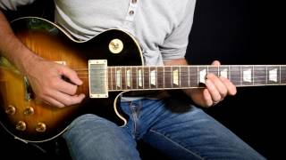 Led Zeppelin - Since I've Been Loving You intro cover (guitar and  drums)