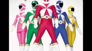 Power Rangers Lightspeed Rescue New Extended Theme Song