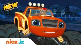 'Blaze Light Riders' Brand-New Special Official Trailer | Blaze and the Monster Machines | Nick Jr.