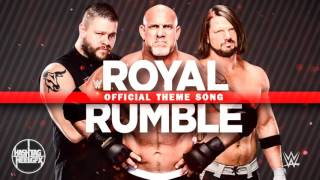 "2017: WWE Royal Rumble Official Theme Song - ""Blow Your Mind"" ᴴᴰ"