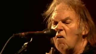 Neil Young, Needle and Damage Done, Live Glastonbury 09