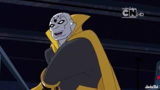Liga da Justiça Action - Batman e Besouro Azul Vs Chronos (2/2)