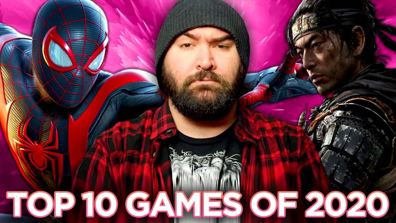 616Entertainment - My Top 10 Games of 2020.