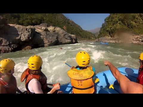 Team Headout.  Nepal Trip