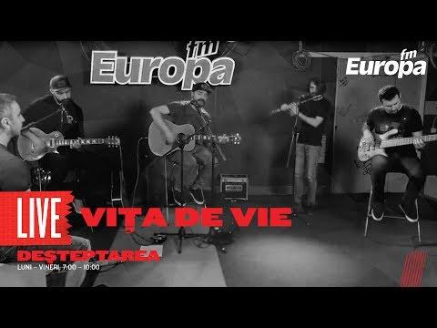 Vita de Vie - Haihui, LIVE in Garajul Europa FM