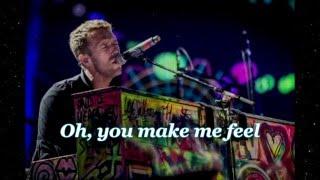 Coldplay - Adventure Of A Lifetime (Lyrics)