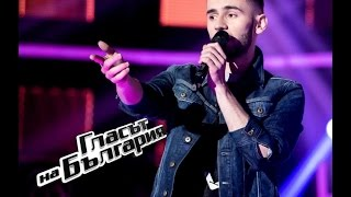 Кристиан Грънчаров - Cry Me a River - Отбор Графа - Супер Битки 1 - Гласът на България 4