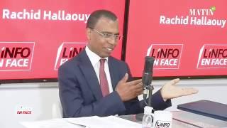 L'Info en Face avec Abdellatif Yagou