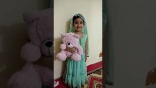 Favourite Toy Show and tell Aradhya Pandey