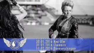 Anita & Alexandra Hofmann - TV Spot- 100.000 Volt Tournee