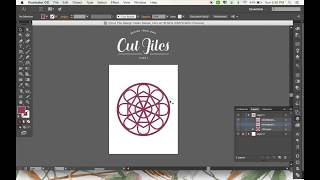 Designing Your Own Cut Files: Part 1 - Introduction to SVG Cut File Design