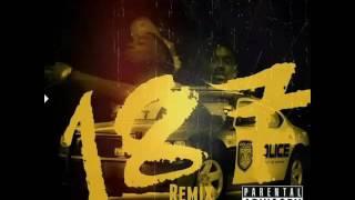 HotBlockStain - Lud Foe 187 Remix