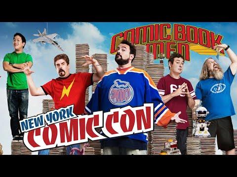 Comic Book Men Panel New York Comic Con 2012