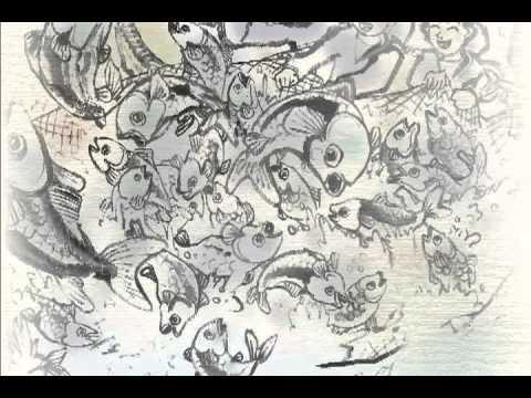 動畫說漢字--魚部 - YouTube