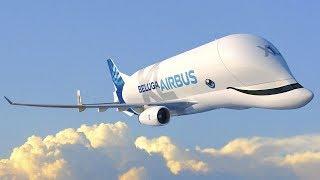 The AIRBUS BELUGA XL