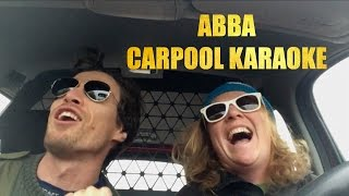 ABBA Carpool Karaoke - Eyrock and Tantemose - PARODY