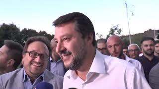 POLITICA: SALVINI TORNA IN CALABRIA