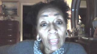 grandma singing Fantasia free yourself