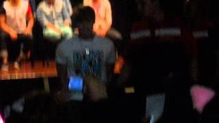 U-Kiss Fanmeeting en Perú - ELI Sexy Dance ♥