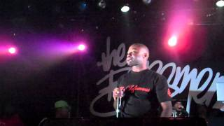 Mobb Deep - Give Up The Goods (Live in Chicago, 10-22-2011)