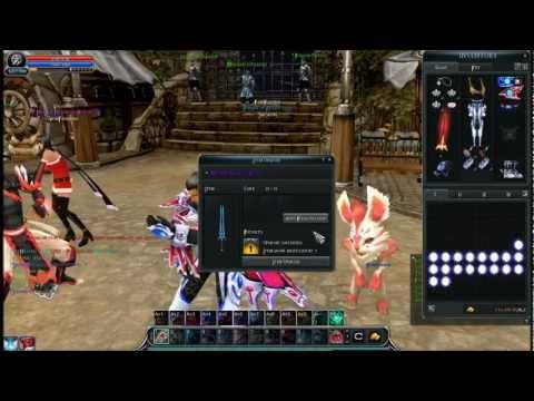 Cabal Online - Core Enhancer Test (GER)