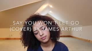 Say You Won't Let Go (cover) James Arthur