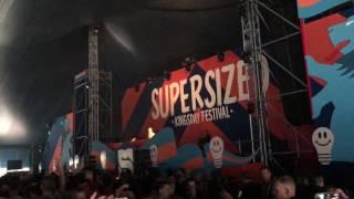 Brennan Heart - Imaginary live @Supersized Kingsday
