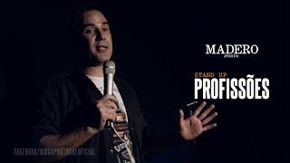 Diogo Portugal - Stand up Profissões