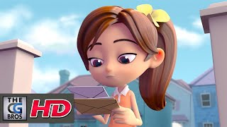 """CGI 3D Animated Shorts HD: """"SpellBound"""" by Ying Wu & Lizzia Xu"""