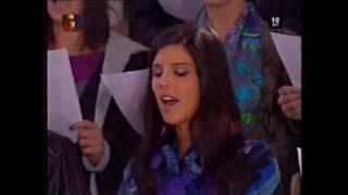 MCA 7 12º ano canta as janeiras