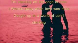 Barry Manilow - Mandy (Lyrics)