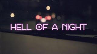 Dustin Lynch - Hell Of A Night (Lyric Video)