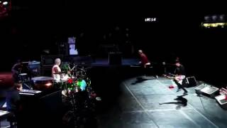 Red Hot Chili Peppers - Goodbye Angels (Outro Live T in The Park - 10th July 2016 - Scotland)