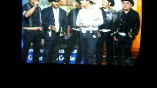 Los Texanos de Cheran en tv live PART 2