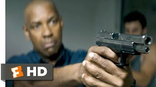 The Equalizer (2014) - Disrespect the Badge Scene (7/10)   Movieclips