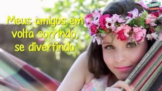Hoje é meu dia - Larissa Manoela (LETRA)