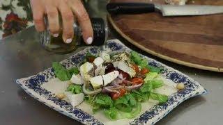 Greek Mediterranean Chicken Salad : Greek Salads & Other Healthy Recipes