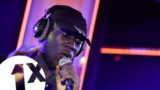 Stormzy performs a 'Shut Up/Standard' montage for 1Xtra MC Month