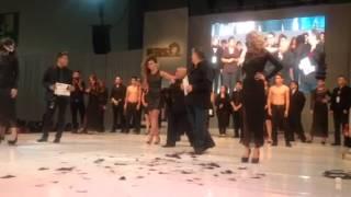 Javier Leyva peluquero Expo Beauty Show 2013