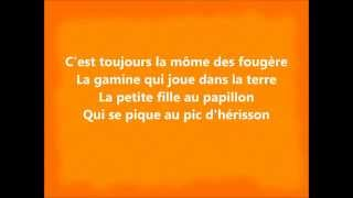 Zaz - Toujours (Lyrics / Paroles)