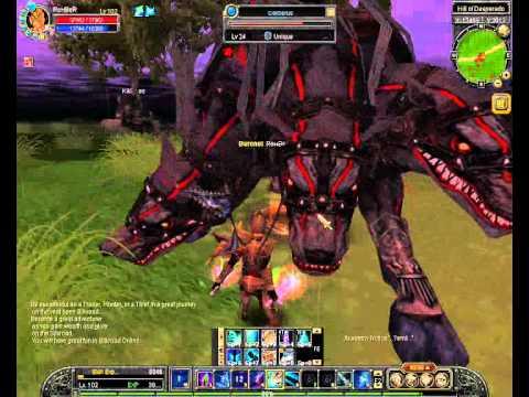 Silkroad ReHBeR killed Cerberus #22