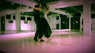 Kizomba Improv by Patrice Larochelle & Yumi Emma July 2016